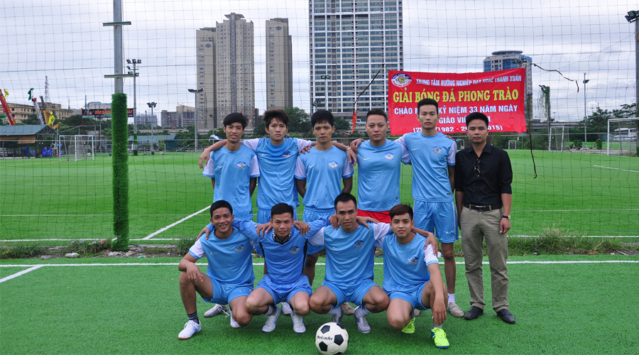 Cup 1 Thanh Xuan 20/11/2015 03