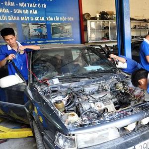 3 lý do nên học nghề sửa chữa ô tô