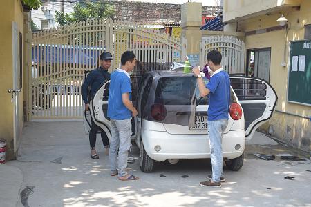 Học phí nghề Nội thất ô tô tại Hà Nội